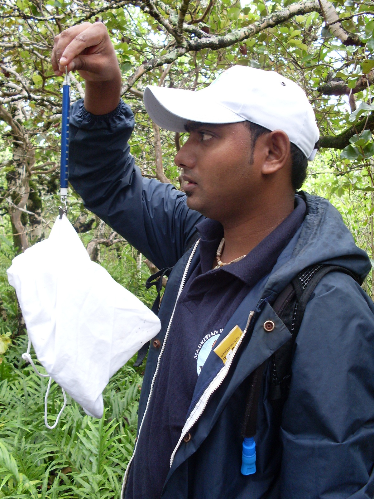 Post-Graduate Training in biodiversity conservation and ...