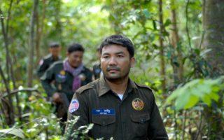 Rangers on Patrol © Wildlife Alliance