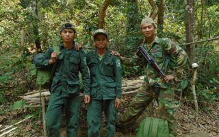 Patrolling Team © Project Anoulak
