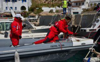 Team in action © G. Rigoutsos / WWF Greece