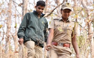 Rangers in India © Rohit Singh/WWF