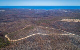 13.8 ha Stage 1 Critical Refuge fence line © AWC